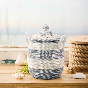 NWB | Scentsy Sweetgrass Basket Warmer